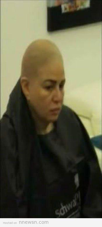 elham shahin regata movie hairc cut