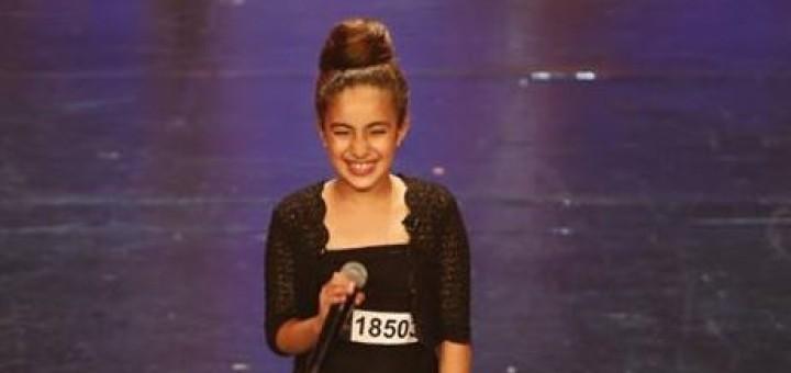 heba arabs got talent 17-1-2015 om kalthoum