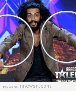 snoupy arabs got talent 2015 youtube 249x300 مشاهدة حلقة عرب جوت تالنت 4 10 1 2015 يوتيوب كاملة arabs got talent الموسم الرابع شاهد الحلقة الرابعة
