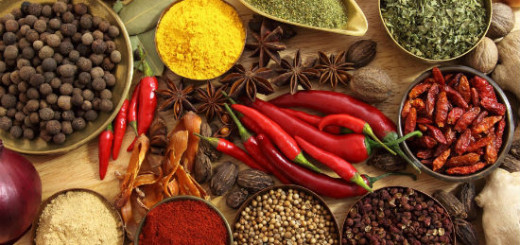 Spices توابل و بهارات