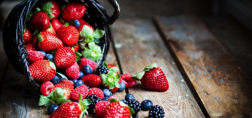 توت berry