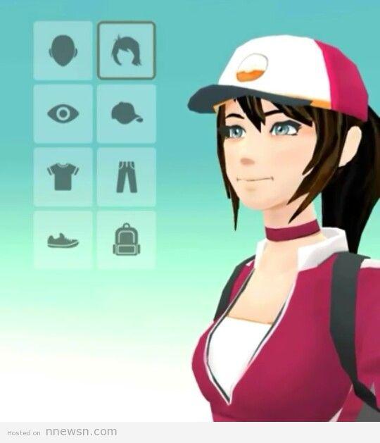 اختيار الشخصية بوكيمون جو كيف تلعب بوكيمون جو ؟